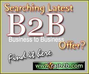 Latest B2b (Business to Busines ) Offer - Post or Search
