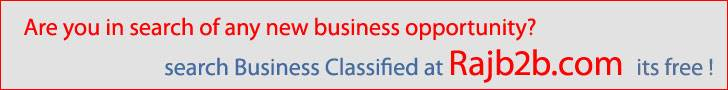 Business Classified Ad at Rajb2b.com