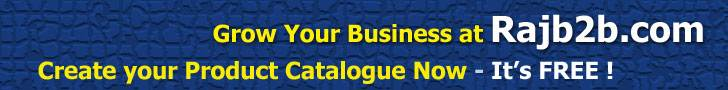 Create Product Catalogue at Rajb2b.com