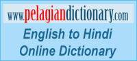 Englih To Hindi Dictionary