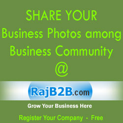 Share your business photos with business community at Rajb2b.com