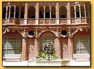 Interior of Rampuria Haveli