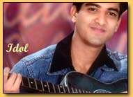 Sandeep Acharya : Contestant of Indian Idol